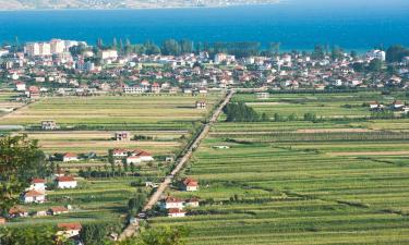 Пляжные отели в городе Поградец