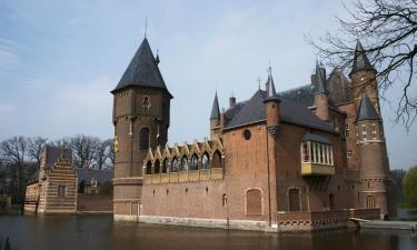 Отели с парковкой в городе Heeswijk-Dinther