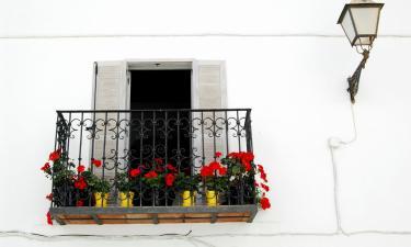 Hostales y pensiones en Sanlúcar la Mayor