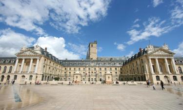 Hôtels à Dijon