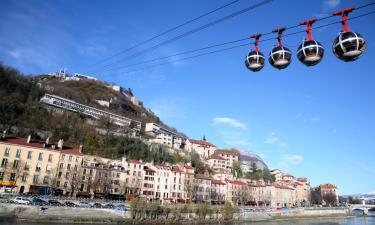 Hotels in Grenoble