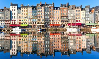 Hotels in Honfleur