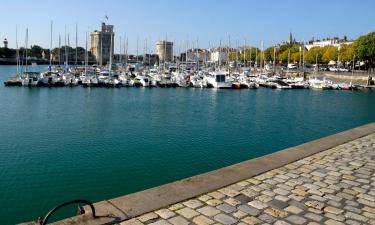 Hôtels à La Rochelle