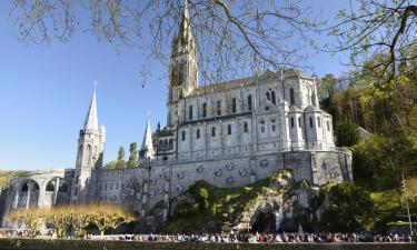 Hôtels à Lourdes