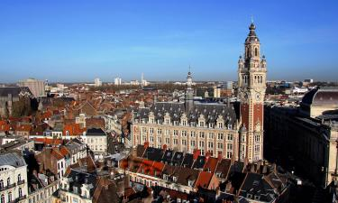 Serviced apartments in Lille