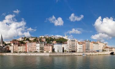 Hoteluri în Lyon