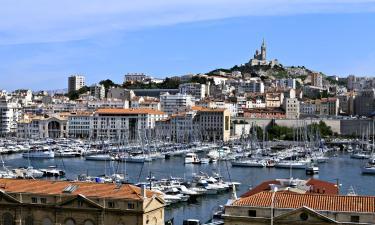 Appart'hôtels à Marseille