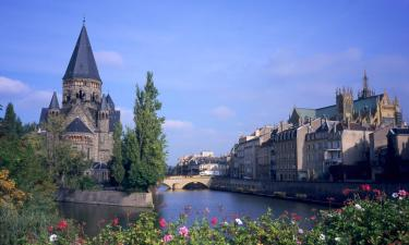 Appartements à Metz