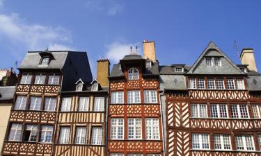 Appart'hôtels à Rennes