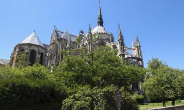 Hôtels à Reims