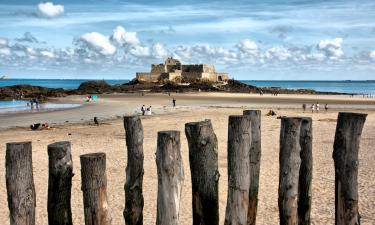 Serviced apartments in Saint Malo