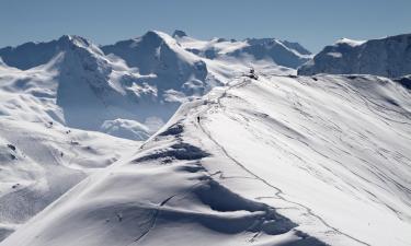 Ferienwohnungen in Val d'Isère