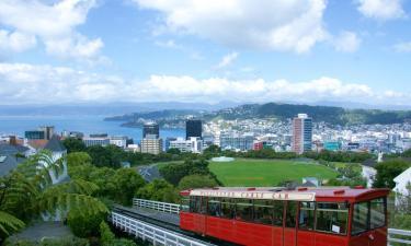 Hotels in Wellington