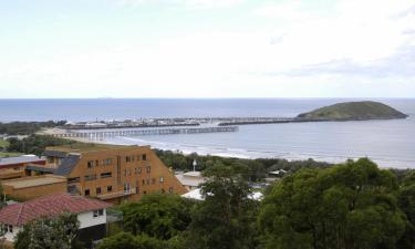 Hotéis em Coffs Harbour