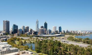 Serviced apartments in Perth
