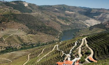 Hotels with Parking in Ervedosa do Douro