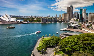 Serviced apartments in Sydney