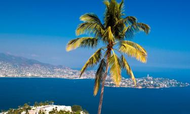 Budget hotels in Acapulco