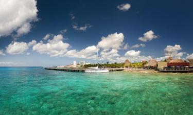 Resorts en Cozumel