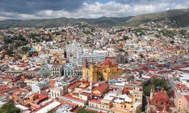 Budget hotels in Guanajuato