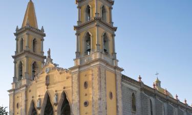 Budget hotels in Mazatlán