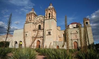 Budget hotels in Oaxaca City