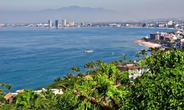 Budget hotels in Puerto Vallarta