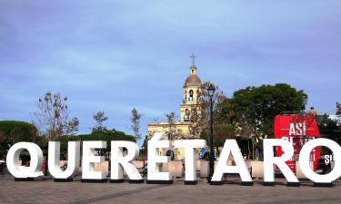 Hoteles económicos en Querétaro