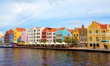 Appartementen in Willemstad