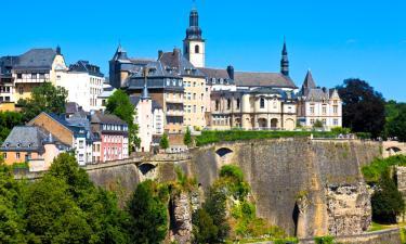 Апарт-отели в Люксембурге