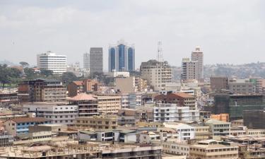 Budget hotels in Kampala