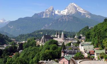 Pensionen in Berchtesgaden
