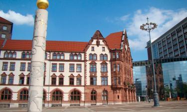 Отели в Дортмунде