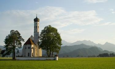 Ferienwohnungen in Garmisch-Partenkirchen