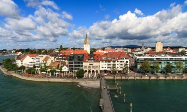 Apartments in Friedrichshafen