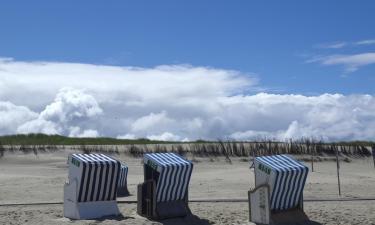 Pensionen in Norderney