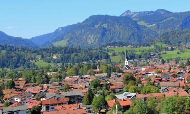 Pensionen in Oberstdorf