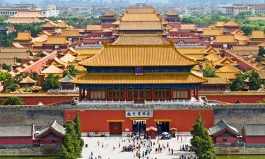 Варианты проживания в семье в Пекине