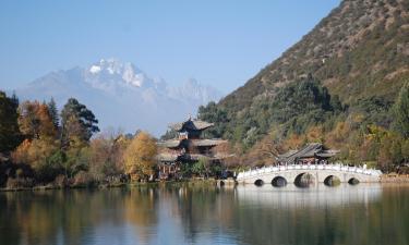 Alloggi in famiglia a Lijiang