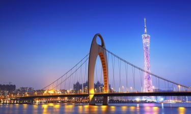 Hotels in Guangzhou