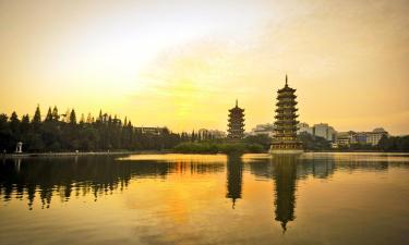 Hoteles en Guilin