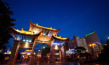 Hotel a Kunming