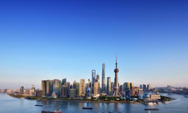 Отели в Шанхае