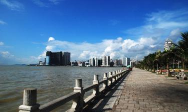 Beach Hotels in Zhuhai