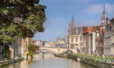 Hoteli v Gentu