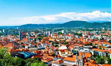 Hotels in Graz