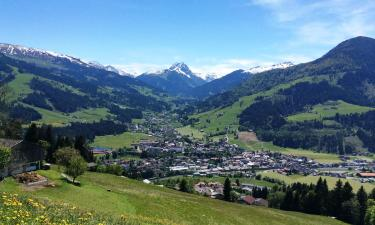 Apartments in Kirchberg in Tirol