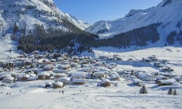 Hotels in Lech am Arlberg