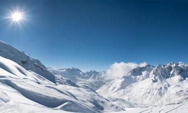 Ferienwohnungen in Sankt Anton am Arlberg