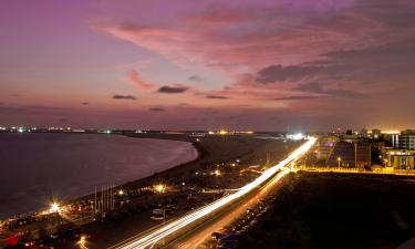 Апарт-отели в Лагосе